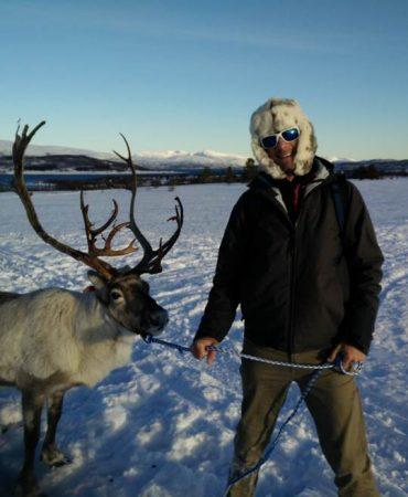 הרפתקאה בנורווגיה אל חוג הקוטב והזוהר הצפוני
