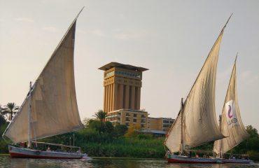 שיט על הנילוס