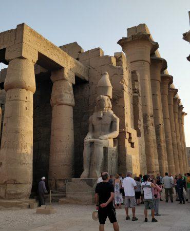 מסעות דניאל בארץ הפרעונים – מסע אל מצרים כולל שייט על הנילוס