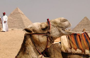 ביקור בעמק המלכים במצרים