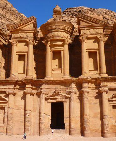 הרפתקאה בירדן – המרתון המדברי באילת וביקור בוואדי רם ופטרה