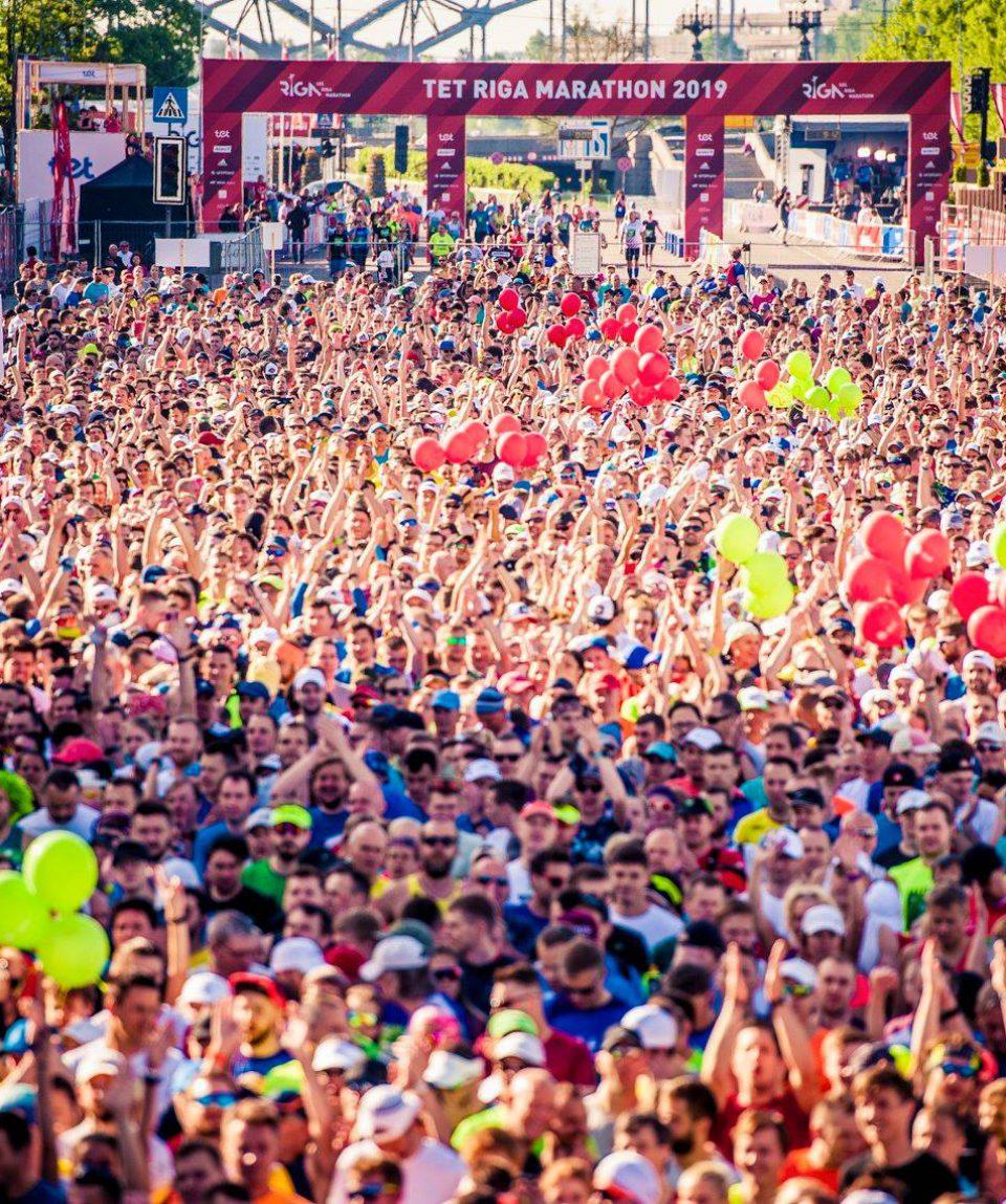 מרתון ריגה