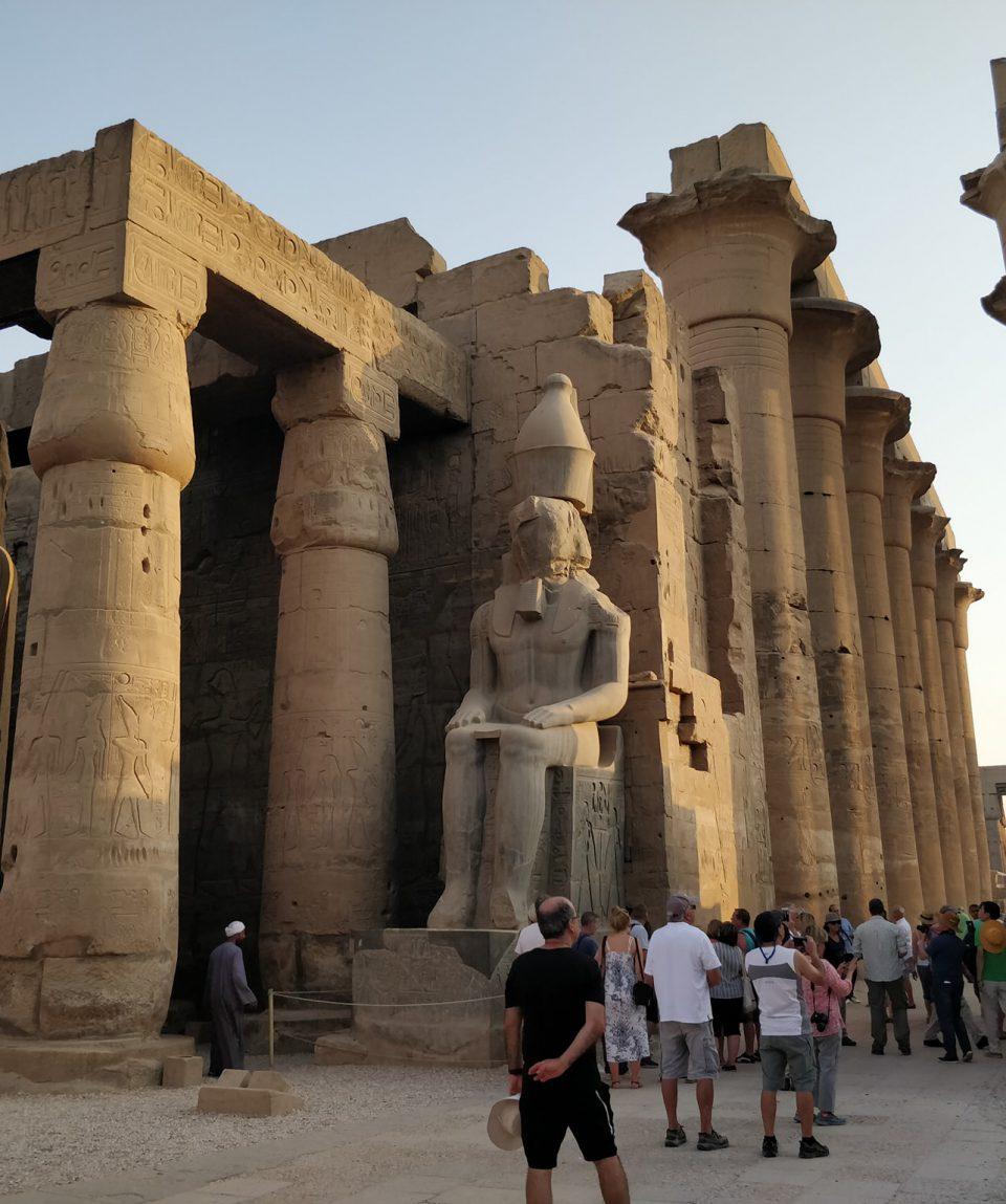 ביקור בפירמידות במצרים