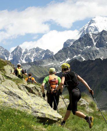אתגר בלב האלפים השוויצריים – תחרות Trail Verbier ST. Bernard